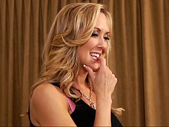 Brandi Love, Bill Bailey  Because her husband and her son just left her!