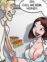 12 jab comix^Cartoon Porn...