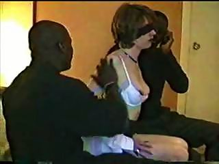 Promiscuous Married Woman Getting Her Sex Hunger Satisfied By Black Stallions