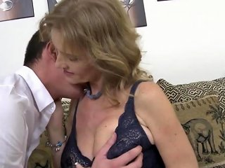 Sexy Mature Mothers Seduced By Young Lovers