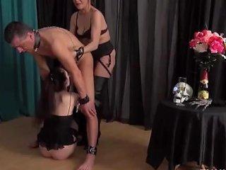 Educating Her Teen Slave