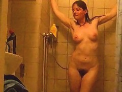 Hairy Pussy Exhibitionist 07