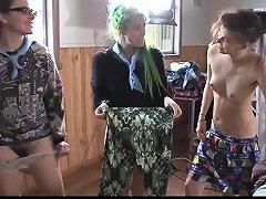 Amateur Lesbian Group Muffdive