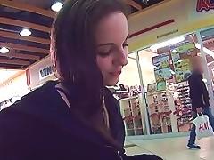 Mallcuties Teen Young Amateur Czech Girl Public