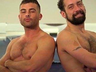 Naked Kombat Dj Vs Lance Hart