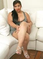 free bbw pics Fat Angie milking a cock...