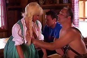 Busty German Heidi Needs Hard Double Penetration Sunporno Uncensored
