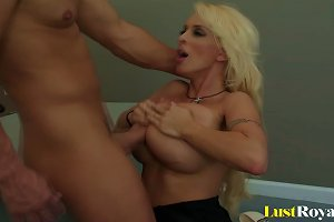 Only Holly Halston Can Pleasure A Fat Pecker Free Porn 83