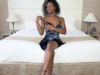 Teenyblack Horny Ebony Teen Gets Fucked In Doggy Teeny Black Porn Videos