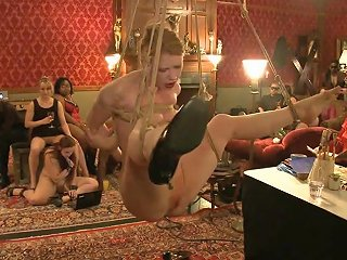 Cherry Torn Bella Rossi In Thin Line Between Art And Sex 2 Play Party Theupperfloor Txxx Com