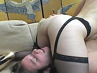 Home Smothering Porn Video Humiliation Segment 2