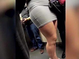 Humping Groping At Metro