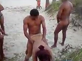 Wild Brazilian Orgy In The Forest Free Porn D7 Xhamster
