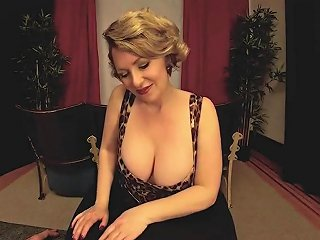 Big Tits Milf Girlfriend Gives You A Handjob In The Theater Txxx Com