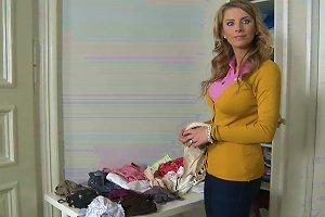 Katerina Undressing At The Apartment Upornia Com