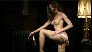 Hardcore Solo Sex Video With Charming Girl Red Heaven