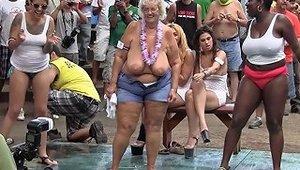 Amateur Wet T Shirt Contest Ponderosa 2013 Free Porn 39