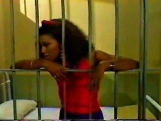 Threesome In Prison