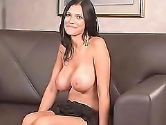Topless Interview Stars Sexy Model
