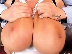 Blonde Maid With Giant Gazongas Gets Fucked Nuvid