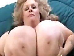 Best Milf Bbw Plays With Unreal Massive Boobs Bbw Sexy