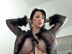 Big Tits Peneloppe Black Diamond 2