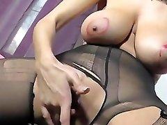 Big Natural Tits Babe Milf In Pantyhose Mrbrain1988