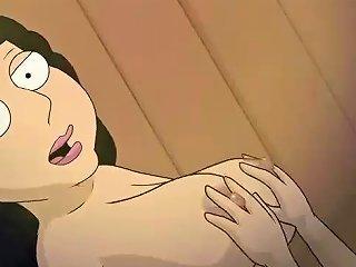 Hentai 3d Fam Guy Lesbian Sex With Bonnie And Lois Porn 41