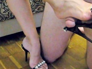 Foot Fetish And Heel Fetish Shoejobs Hd Porn 79 Xhamster