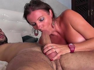 3 Amateurs Fucked In Front Of Their Cuckolds Caroline Tosca