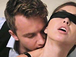 Emma Marx Blindfolded Before An Awesome Erotic Affair