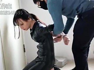 Secret Agent Captured By Enemy
