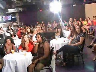 Poor Guy 1 Stripper Versus 100 Women Drtuber