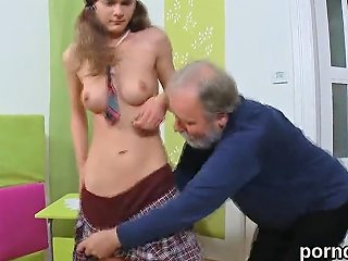Innocent Bookworm Is Seduced And Pounded By Older Teacher Porn Videos