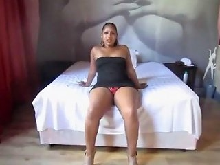 So Sexy Dominican Rep Ebony Girlfriend Make A Hell Of A Blowjob