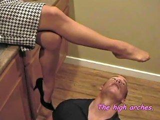 Nylon Foot Worship Nylon Worship Porn Video 9f Xhamster