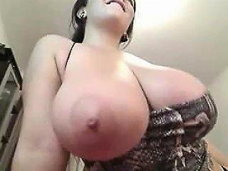 Big Juicy Natural Boobs