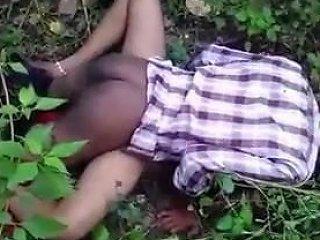 Boyfriend Fucked In The Jungle