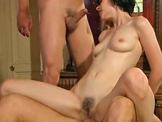 Pretty French Wife Gets Fucked On The Table Free Porn 05