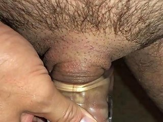 First Time Using A Cock Sleeve