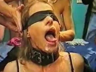 Blindfold Bukkake Humiliation Porn Video 23 Xhamster