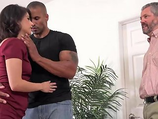 Penelope Reed Takes Dance And Fucking Lessons With