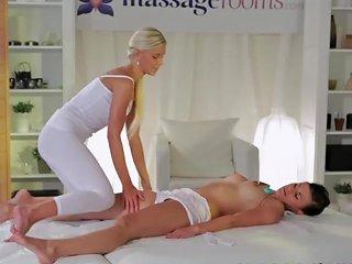 Best Pornstar In Horny Massage Lesbian XXX Scene Hdzog Free Xxx Hd High Quality Sex Tube
