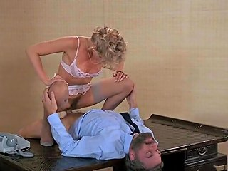Sexy Blonde French Girl With Hairy Pussy Riding Cock Mp4