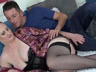 Big Breasted Mature Bbw Mom Having Taboo Sex Free Porn 68