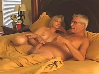 Hubby And Wife Fuck Their Baby Sitter