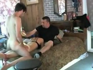 Hawt Wife Cuckolding With 10in Schlong On Hidden Livecam