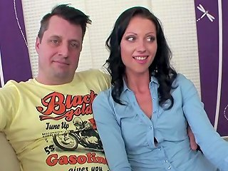 Husband Watches His Swinger Wife Fuck