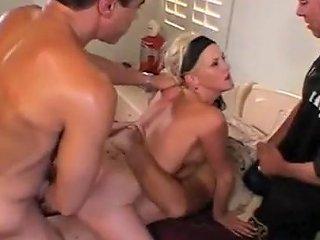 Husband Watches His Wife Bang 2 Pricks Txxx Com