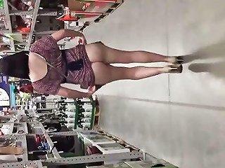Slut Wife Flashing Buttplug In Public Hd Porn 1f Xhamster